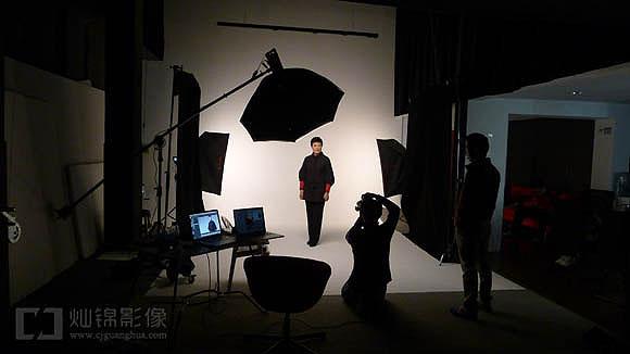 上海摄影棚 人像摄影12月8日 (图)_上海灿锦数码影像