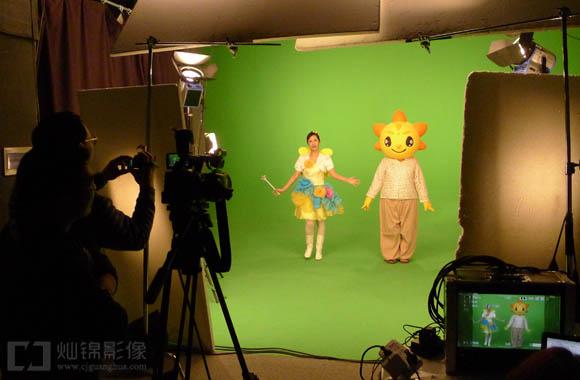 上海摄影棚出租 儿童栏目扣像 2月10(图)