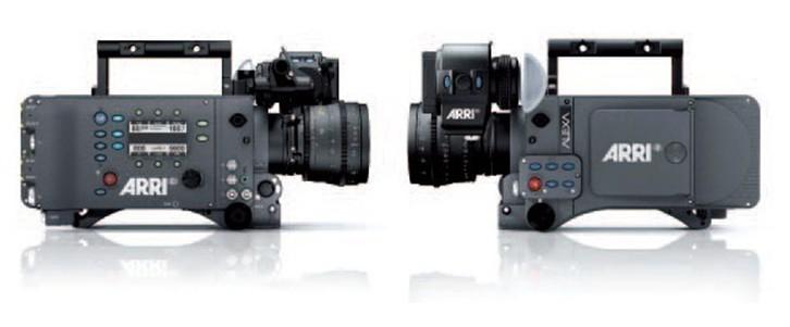ARRI ALEXA 数字摄影机