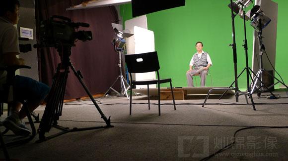 摄影棚出租 电视访谈节目拍摄