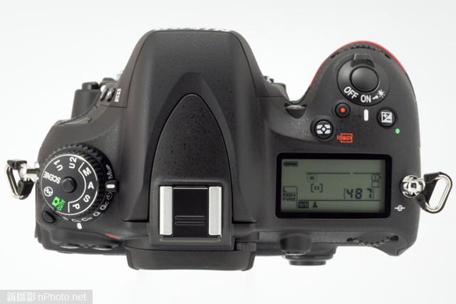尼康新款全画幅单反相机d610