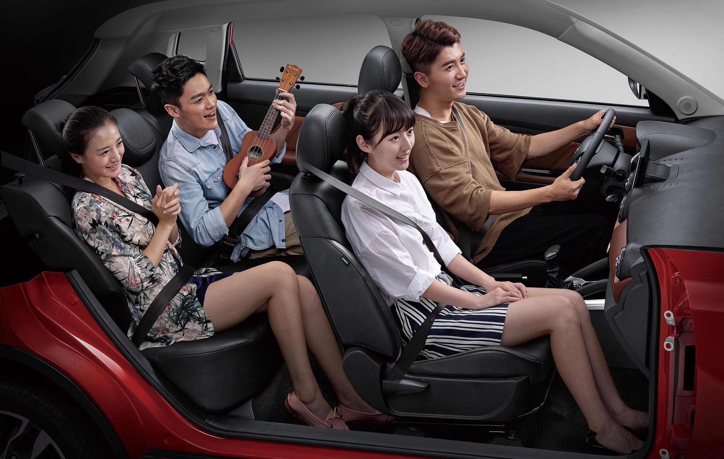 广告摄影 汽车广告摄影 昌河q35 模特拍摄,上海汽车摄影 汽车广告摄影